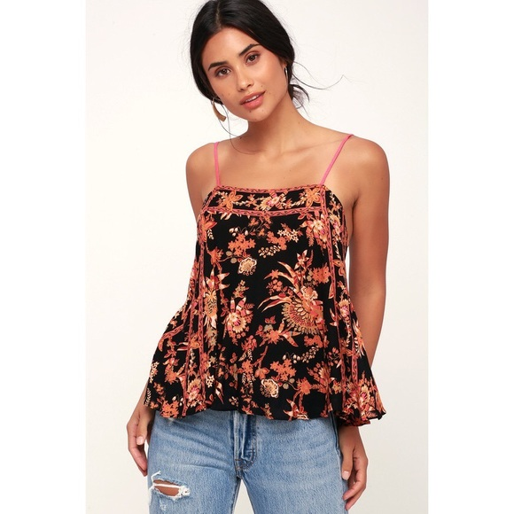 Free People Tops - Free People Sweet Talk Camisole NWT 💫